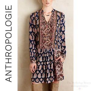 Anthropologie Paquerette Shirtdress